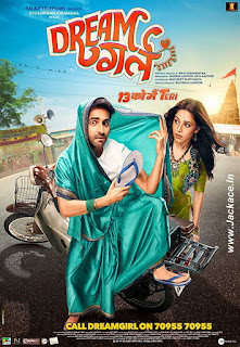 Dream Girl First Look Poster 4