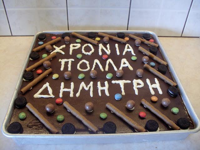 τούρτα γενεθλίων για αγόρια και κορίτσια