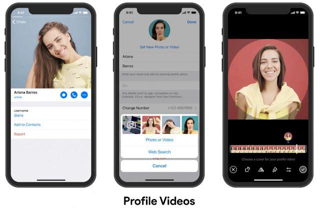 Kemaskini Terbaru Telegram : Kini Anda Boleh Kongsikan File, Video Sehingga Saiz 2GB