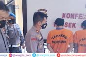 Usai Berpesta Miras, Dua Pencuri di Cakranegara Diringkus Polisi