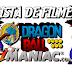 Lista de Filmes IPTV Especial Dragon Ball para vários Receptores