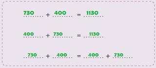 730 + 400 = 1130 400 + 730 = 1130 730 + 400 = 400 + 730 www.simplenews.me
