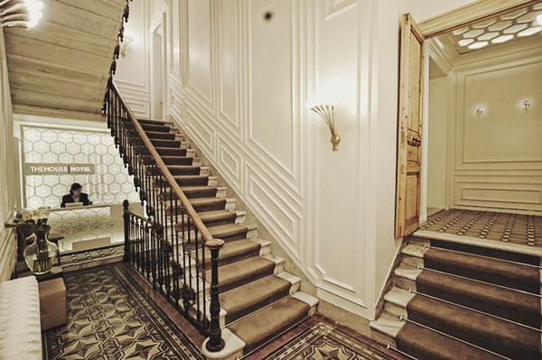Travel Inspiration | Places: The House Hotel, Galatasaray, Istanbul, Turkey