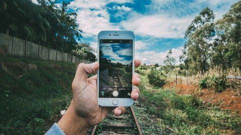 Curso MEGA Fotografia Movil: Cómo hacer fotos increíbles (Udemy)