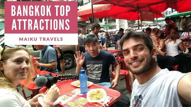 EXPLORING BANGKOK TOURISM ATTRACTIONS