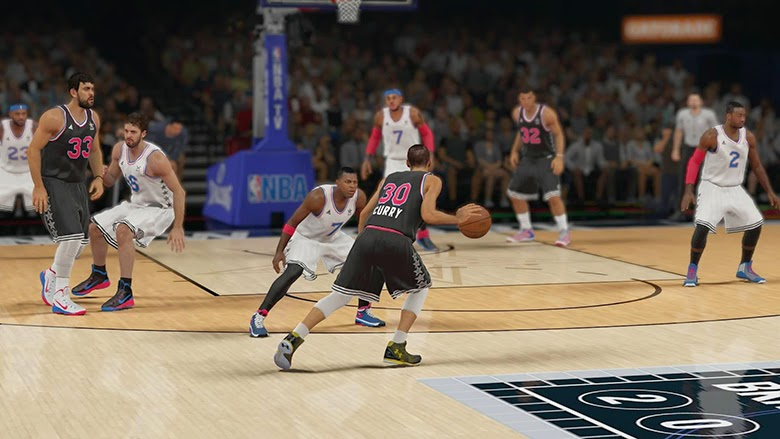 NBA 2K15 All-Star Game 2015 Roster Update