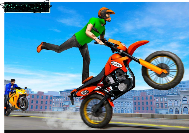 Professional Bike Race Android Game Free Download