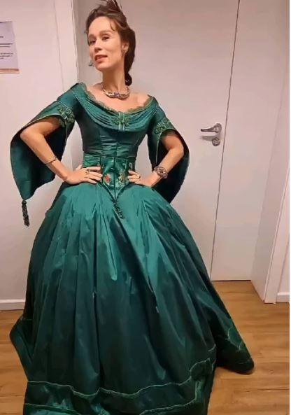 Mariana Ximenes como Condessa de Barral