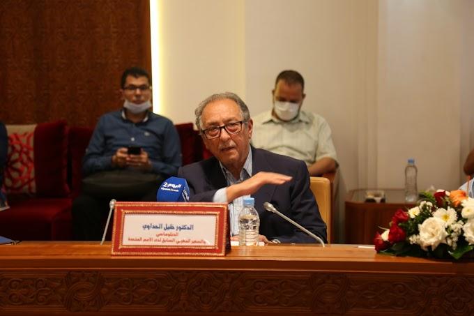 سفير مغربي يُقر بأن إعلان ترامب لم يُغير من وضع الصحراء الغربية، ويتهم دبلوماسية بوريطة بخلق المشاكل.
