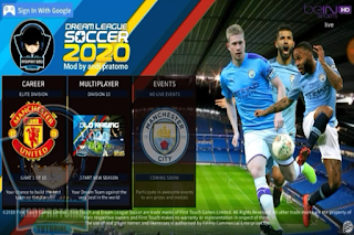 Download DLS 2020 Mod MANCHESTER CITY by Andi