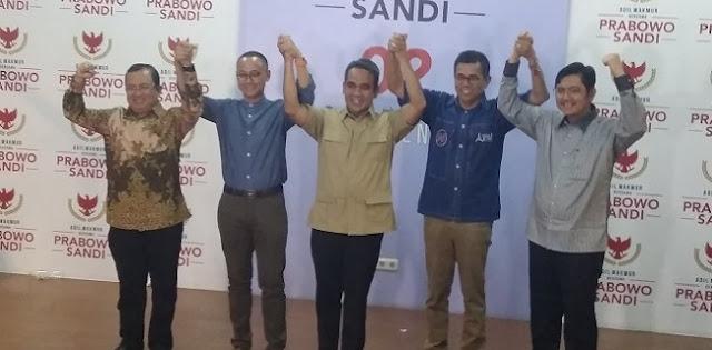 Resmi, Prabowo Subianto Bubarkan Koalisi Adil Makmur