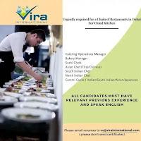 Cloud Kitchen Requirement Job Vacancy Dubai
