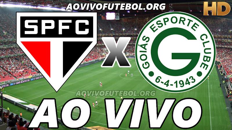 Assistir São Paulo vs Goiás Ao Vivo HD