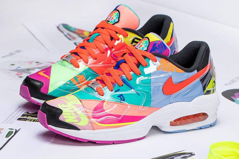 Swag Craze: First Look: atmos x Nike Air Max 2 Light Pack