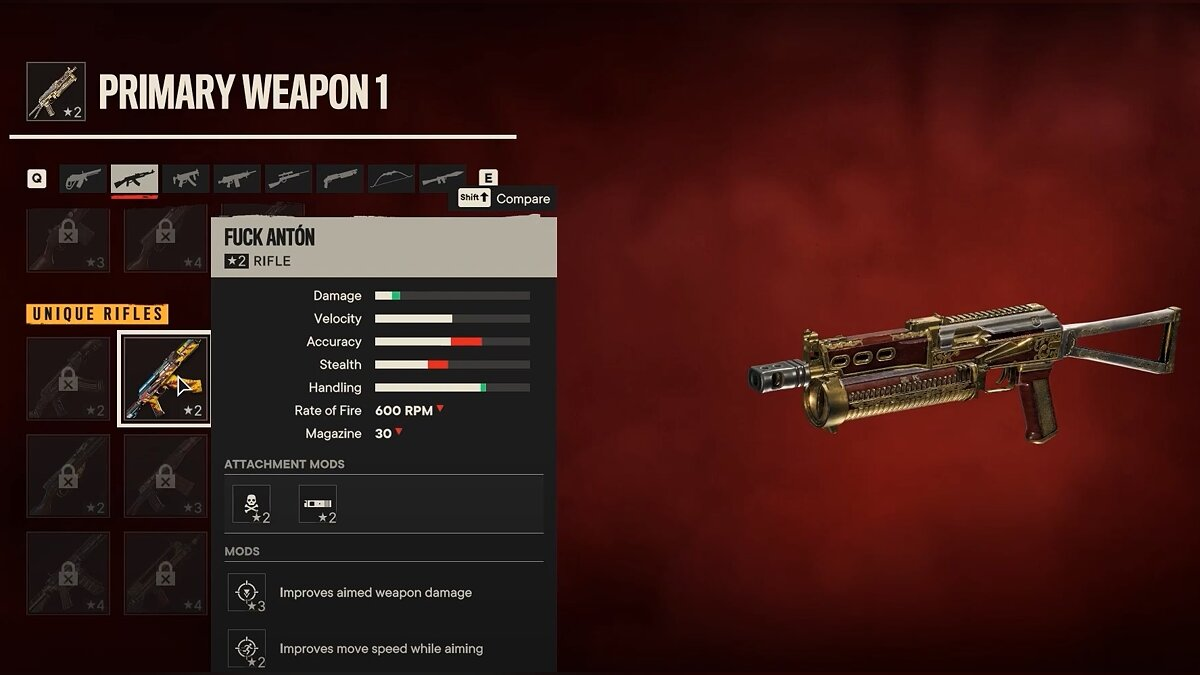 How to use the Mysterious Key in Far Cry 6