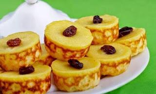 5 cara Mudah Resep Kue Lumpur Labu Kuning Kukus Enak!