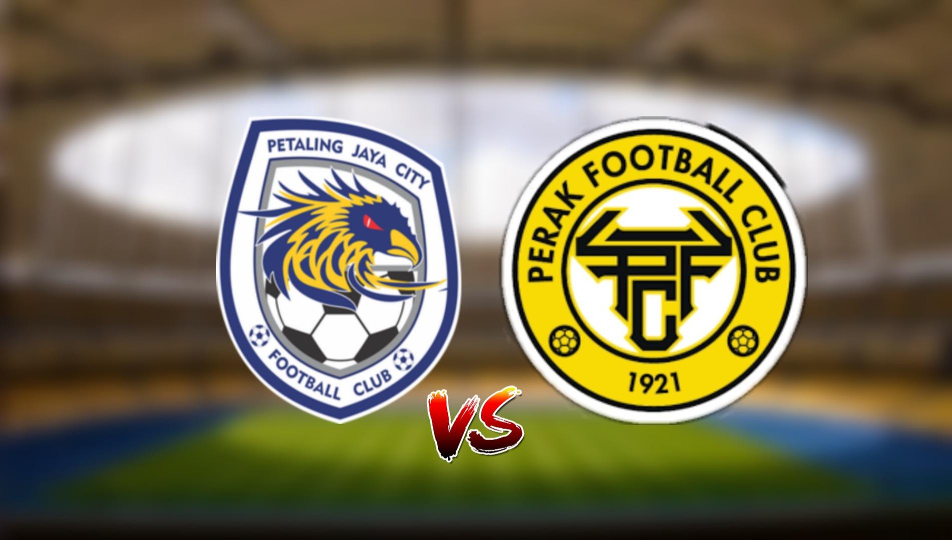 Live Streaming PJ City FC vs Perak FC Liga Super 5.5.2021