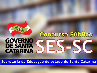 Apostila Concurso Público SED-SC - Secretaria da Educação de SC