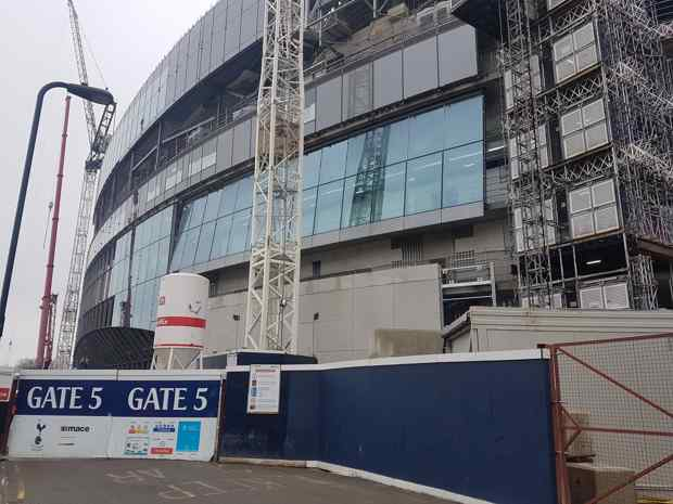 Stadion Baru Tottenham Hotspur
