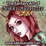 The Fantasy Art of Nikki Burnette