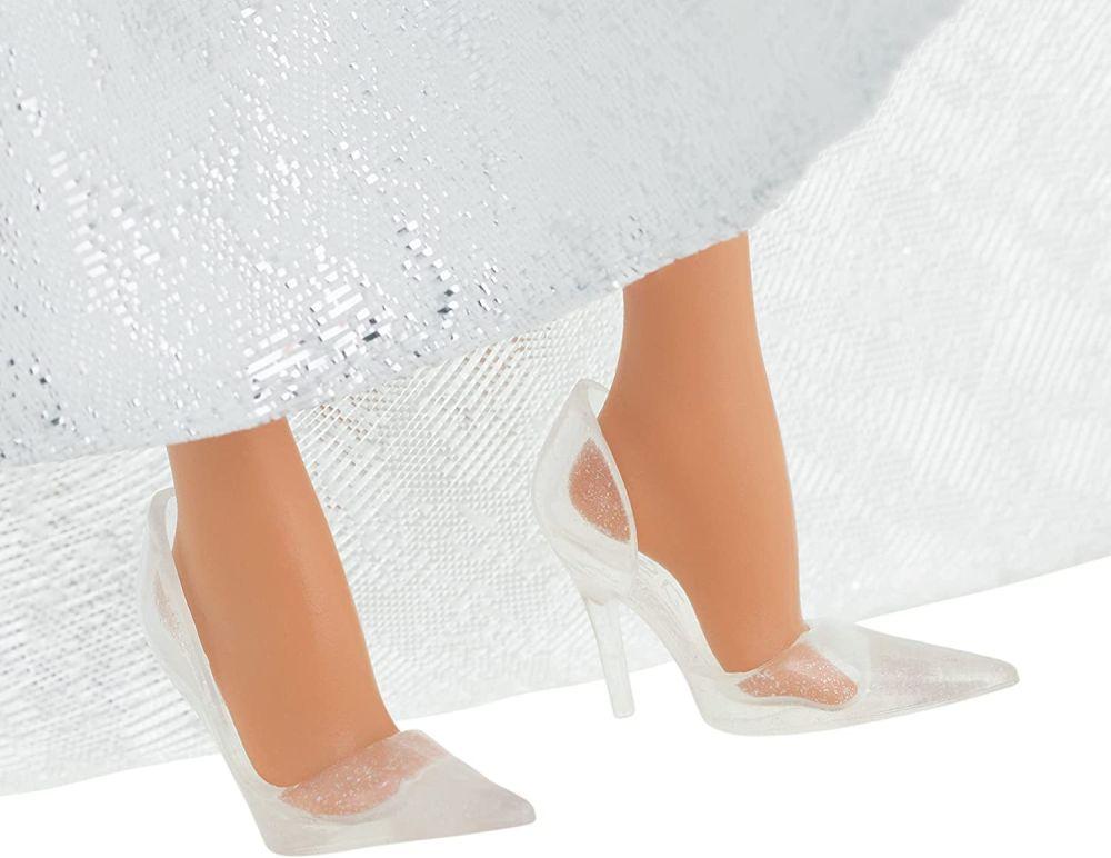 Хрустальные туфельки для Барби