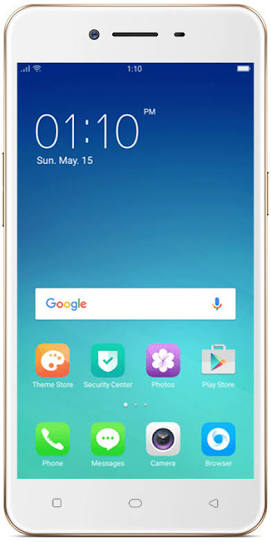 How To Falsh / Unlock Pattern Oppo A37f