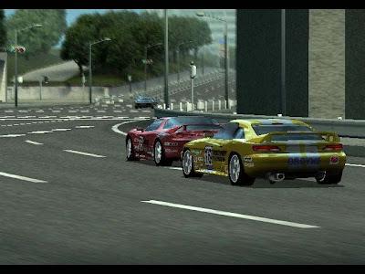 Ridge Racer V (PS2) 2000