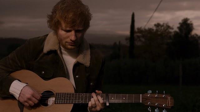 """Ed Sheeran Rilis Lagu Baru """"Afterglow"""" Setelah Vakum Lama"""