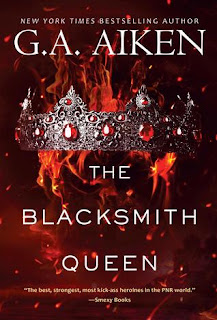 the blacksmith queen by GA Aiken