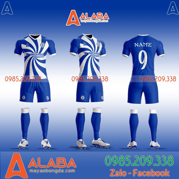 Áo Chelsea mã ALB CH06 đẹp mắt