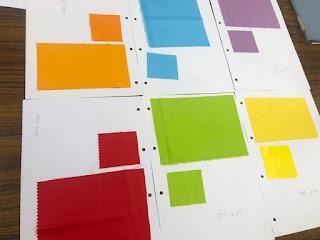 第43回カラー交流会「生産者の視点から~アパレル業界におけるテキスタイルの色彩管理」