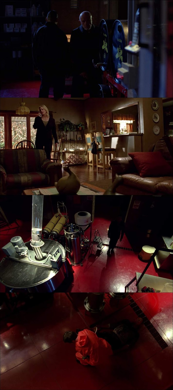 Breaking Bad Temporada 4 HD 720p Dual Latino