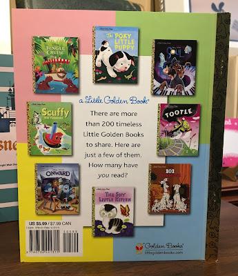 Little Golden Books 2021