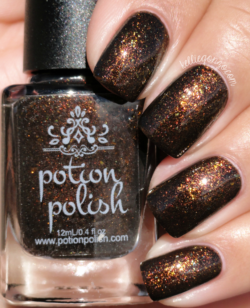 Potion Polish Morning Mocha