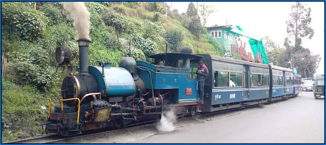 Heritage Darjeeling Toy Train
