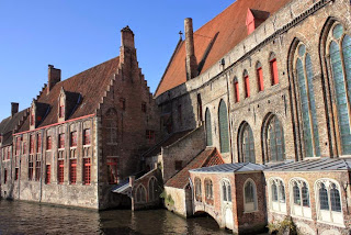 Saint John Hospital in Bruges