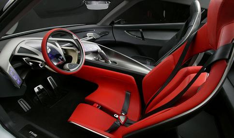 2019 Toyota Supra interior
