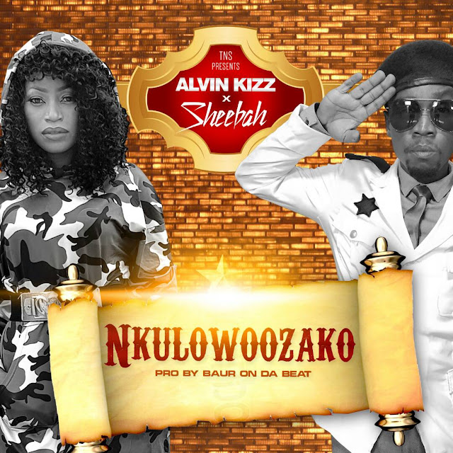 Sheebah x Alvin Kizz - Nkulowoozako