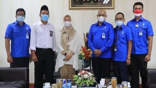 Sinergi Perumda Air Minum Kota Padang dan BPKP