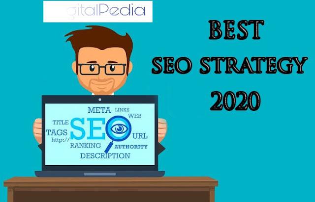 SEO Strategy 2020