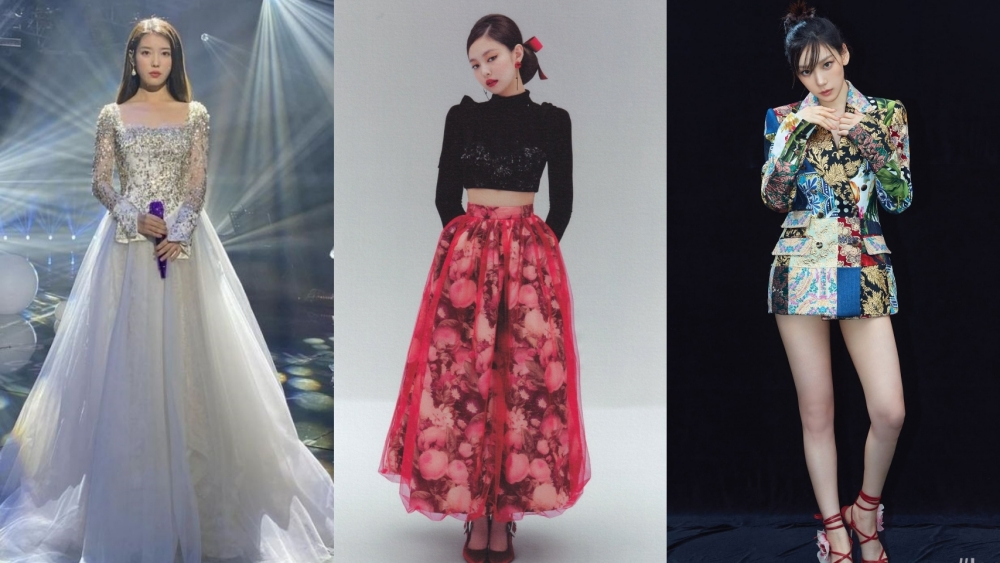 IU, BLACKPINK's Jennie and Taeyeon Become the Most Popular Female Idols on the Internet!