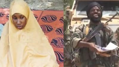 Leah Sharibu 'Accepts' Muslim, Gives Birth To A Baby For Boko Haram Commander