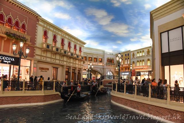 Las Vegas, Venetian 威尼斯人酒店, 拉斯維加斯