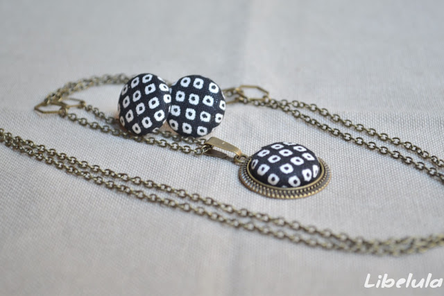 Bijoux boutons tutoriel