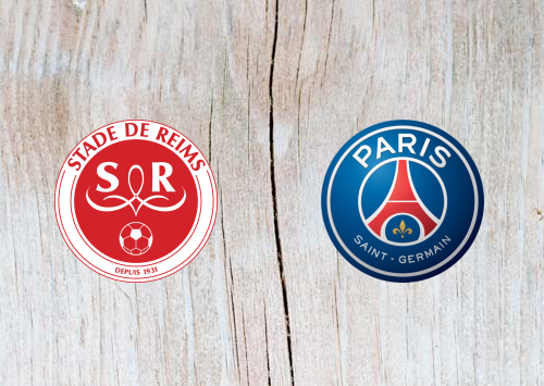Reims vs PSG Full Match & Highlights 24 May 2019