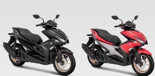 Yamaha Aerox R Version Terbaru