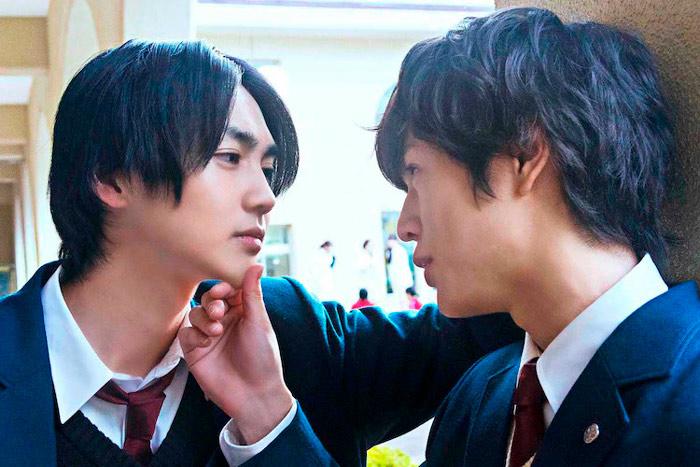 Kiss Him Not Me (Watashi ga Motete Dousunda) live-action