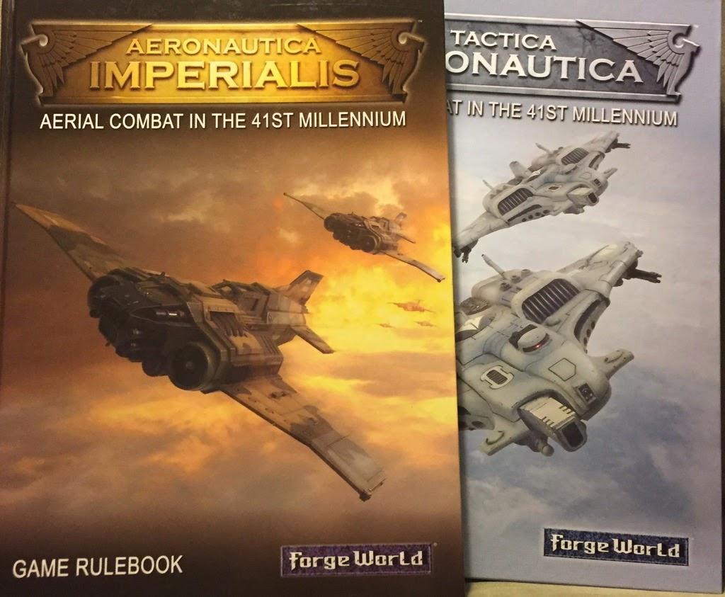 RUMORS - Aeronautica Imperialis Returning? - Spikey Bits