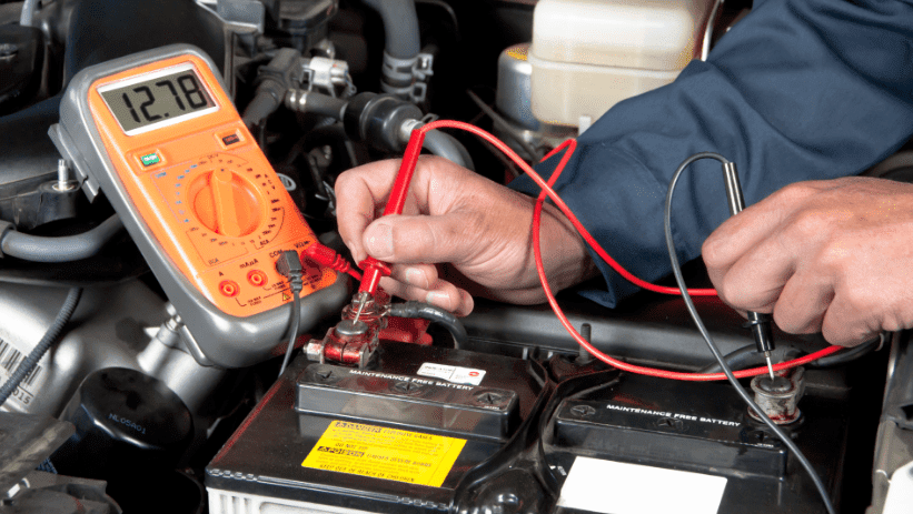 My car battery low voltage, what this mean? - Autocar-Inspection