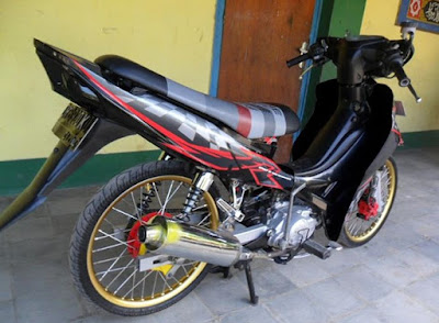 Modifikasi Motor Jupiter Z 2004 Automotivegarage Org
